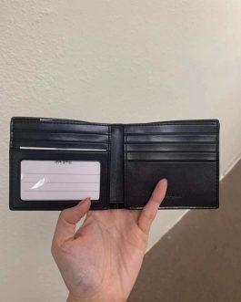 Coach男士短款無卡夾錢包