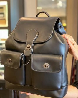 Coach Backpack heritage 男士